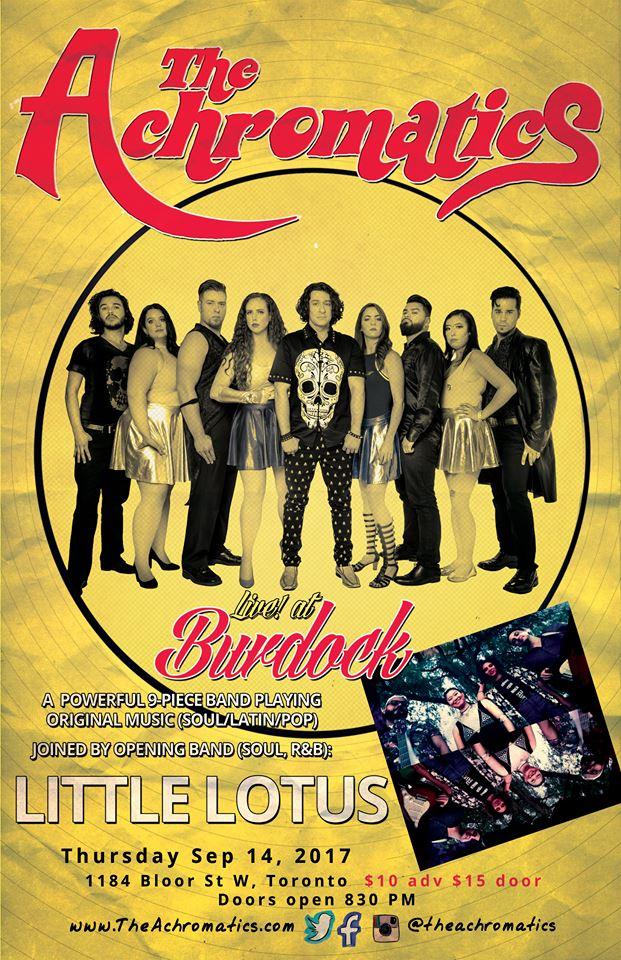 burdock poster